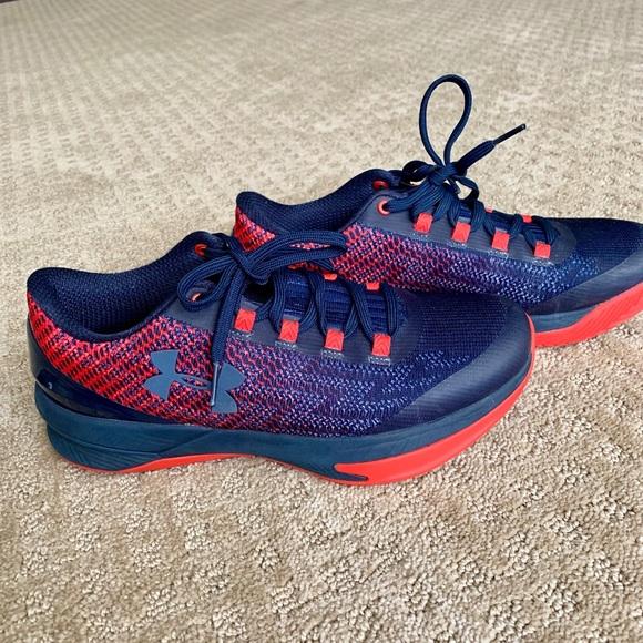 2eae0b3f1a UnderArmour Boys Sneakers